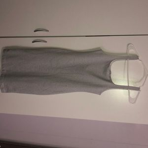 'Zara' Bodycon striped dress